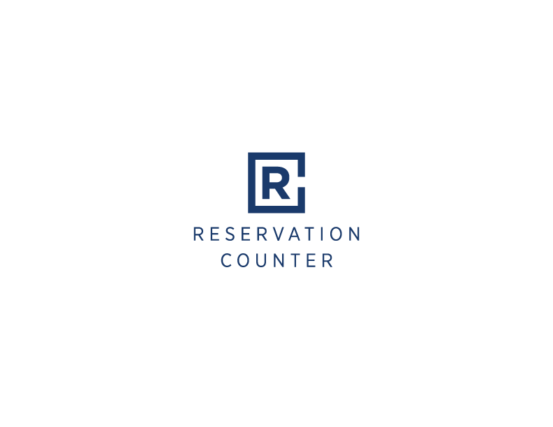 Reservation Counter web app