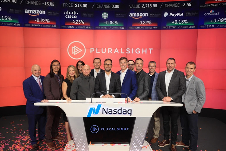 Pluralsight IPO